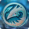 Dragon Tactics 3D Puzzle RPG icon