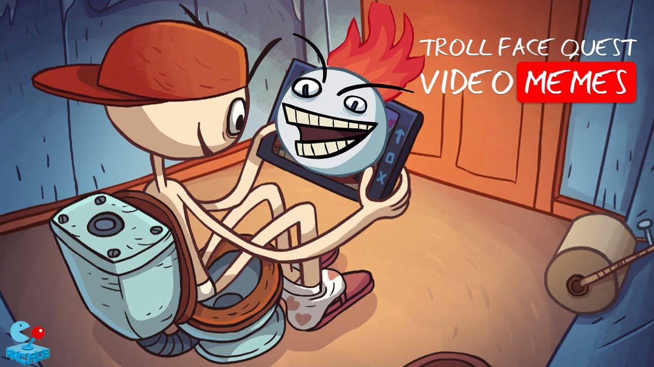 Soluzione Troll Face Quest Video Memes: Dal Livello 1 al 42