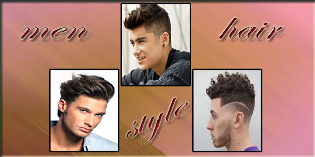 Hairstyle Changer cover art Man Hairstyle Changer Screenshot Thumbnail