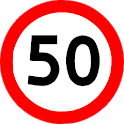 Speed Limits Europe icon