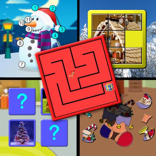 孩子們聖誕活動有關的現金 教育 App LOGO-硬是要APP