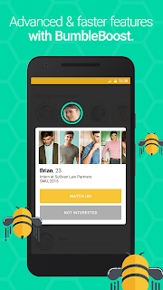 Bumble — Meet, Date & Network screenshot 04