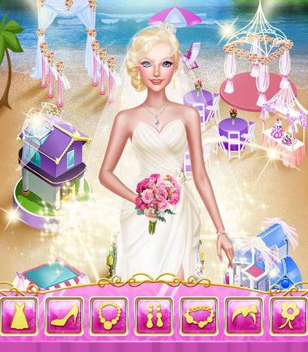 Seaside Wedding Salon Girl SPA screenshot 7