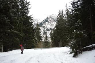 Photo: ...a w górach nie ma już nikogo.....