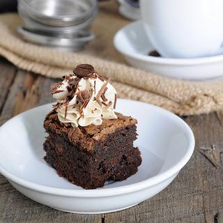 Double Espresso Brownies.