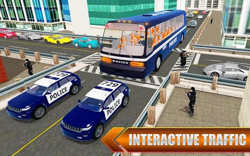 Prisoner Transport Bus Simulator 3D 1.0 screenshots 2