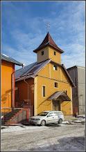 """Photo: Str. Dacia, Nr.2 - Biserica Greco Catolică - Hramul """"Maria, Regina  Păcii si a Sfântului Rozar""""  - 2017.01.09"""