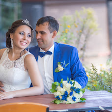 Wedding photographer Azamat Agishev (Azmon). Photo of 16.02.2016