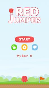 Red Jumper - náhled