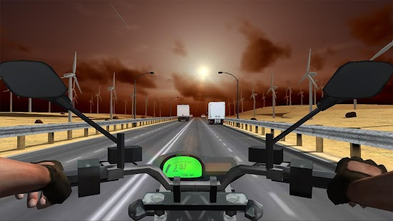 Traffic Rider : Multiplayer- screenshot thumbnail