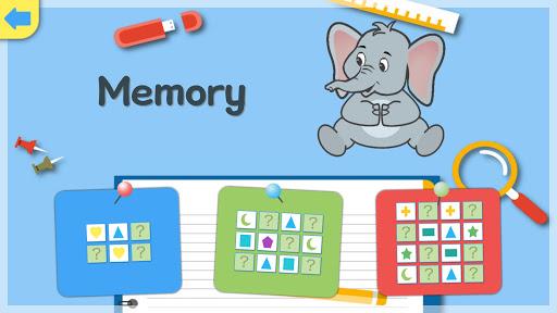 Jeu memory - l'alphabet