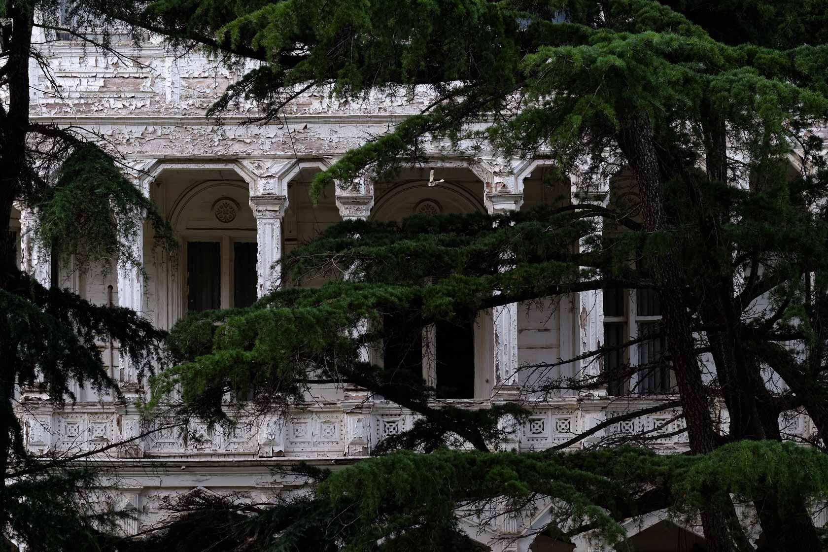 Historic House, Büyükada, Princes Islands, Turkey