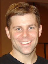 Photo: Shawn Collins at Affiliate Summit West 2008.