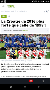 L'Equipe.fr : foot, rugby Screenshot 7