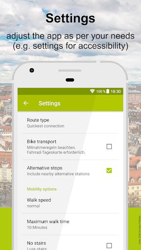 MVV-App – Munich Journey Planner & Mobile Tickets 5.34.13648 screenshots 8