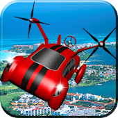 Flying Air Bus Ultimate : Monster Truck Shooter