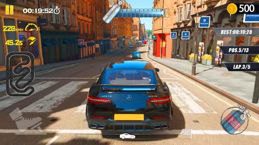 Car Racing Mercedes Benz Games 2020 1 Mod screenshots 3