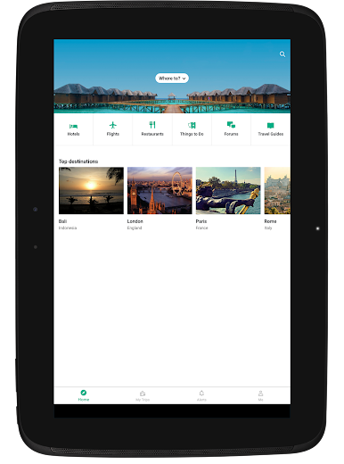 Screenshot 5 for TripAdvisor's Android app'