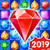 Jewels Legend - Match 3 Puzzle icon
