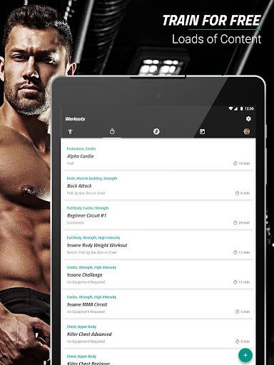 Spartan Home Workouts - No Equipment 4.3.38 Screenshots 17