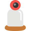 Raybaby non-contact breathing & sleep baby monitor icon