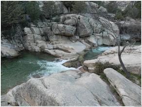 Photo: Pozas del río Manzanares La Pedriza