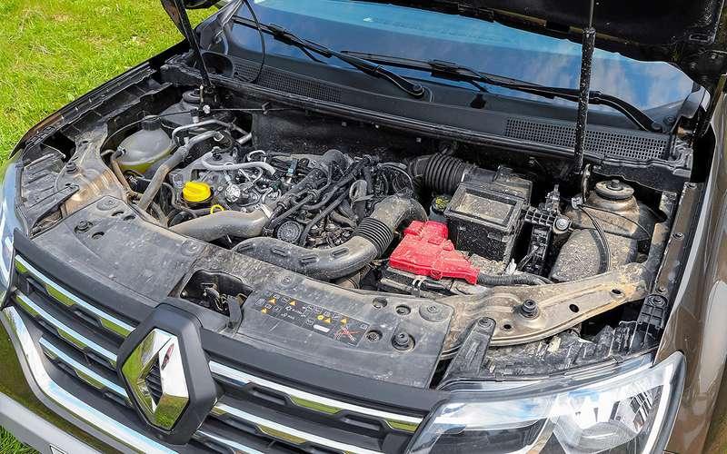 Экономичный двигатель Renault