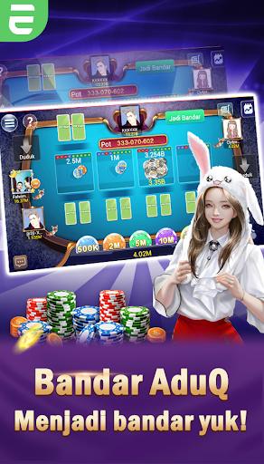 samgong samkong indo domino  gaple Adu Q  poker 1.3.19 screenshots 1