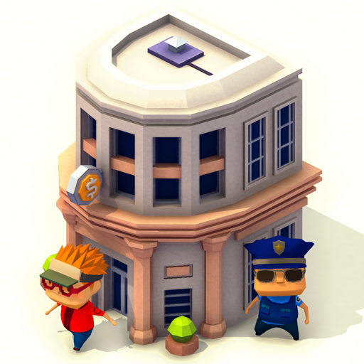 Idle Island - City Building Idle Tycoon Icon