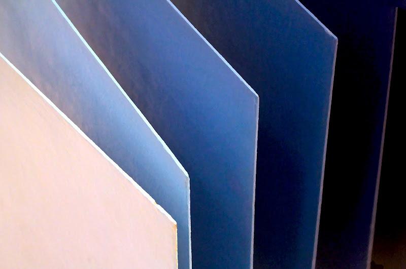 Sfumature in blu di Arthemisia