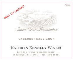Logo for Kathryn Kennedy 'Small Lot' Cabernet Sauvignon