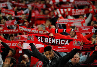Benfica beleeft heropstart in mineur: twee spelers geraken gewond na bekogeling spelersbus door eigen fans