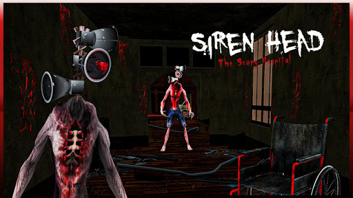 Siren Head Game: Horror Haunted Hospital 0.2 screenshots 4