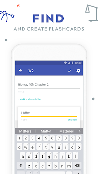 Quizlet: Learn Languages & Vocab with Flashcards APK screenshot thumbnail 3