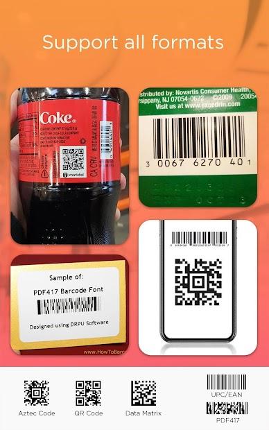 QR Code Scanner: Barcode Reader – QR Code Maker