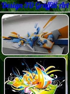 Tải Game Thiết kế 3D Graffiti Art