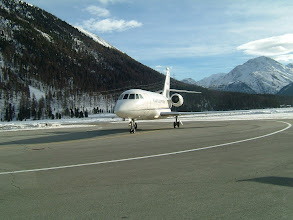 Photo: Next time we will fly with this one ;-) http://www.swiss-flight.net