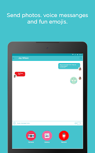 PLAYMessenger - Kids Safe Chat- screenshot thumbnail