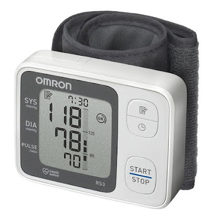 Blodtrycksmätare Omron RS3 Handled