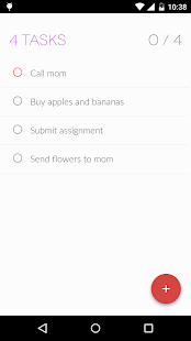 Tasks & To-do list - screenshot thumbnail