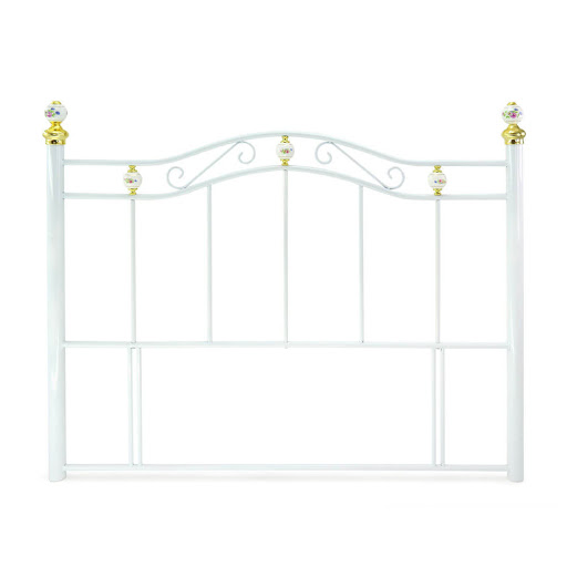 Warwick Metal Headboard