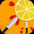 Knife fruit Hit - Throwing Knives