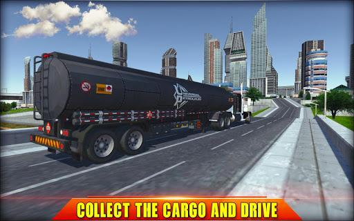 Heavy truck simulator USA 1.3.6 screenshots 13