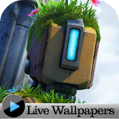 Bastion Live Wallpapers