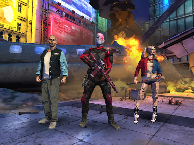 Suicide Squad: Special Ops Android 11