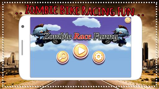 Zombie Bike Racing Fun