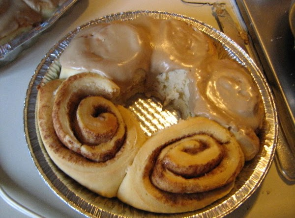 Cool and frost as desired. See Carmel frosting recipe.