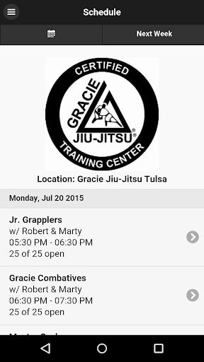 Gracie Jiu-Jitsu Tulsa