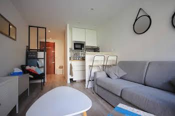 Studio meublé 18,96 m2