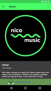 nico music - náhled